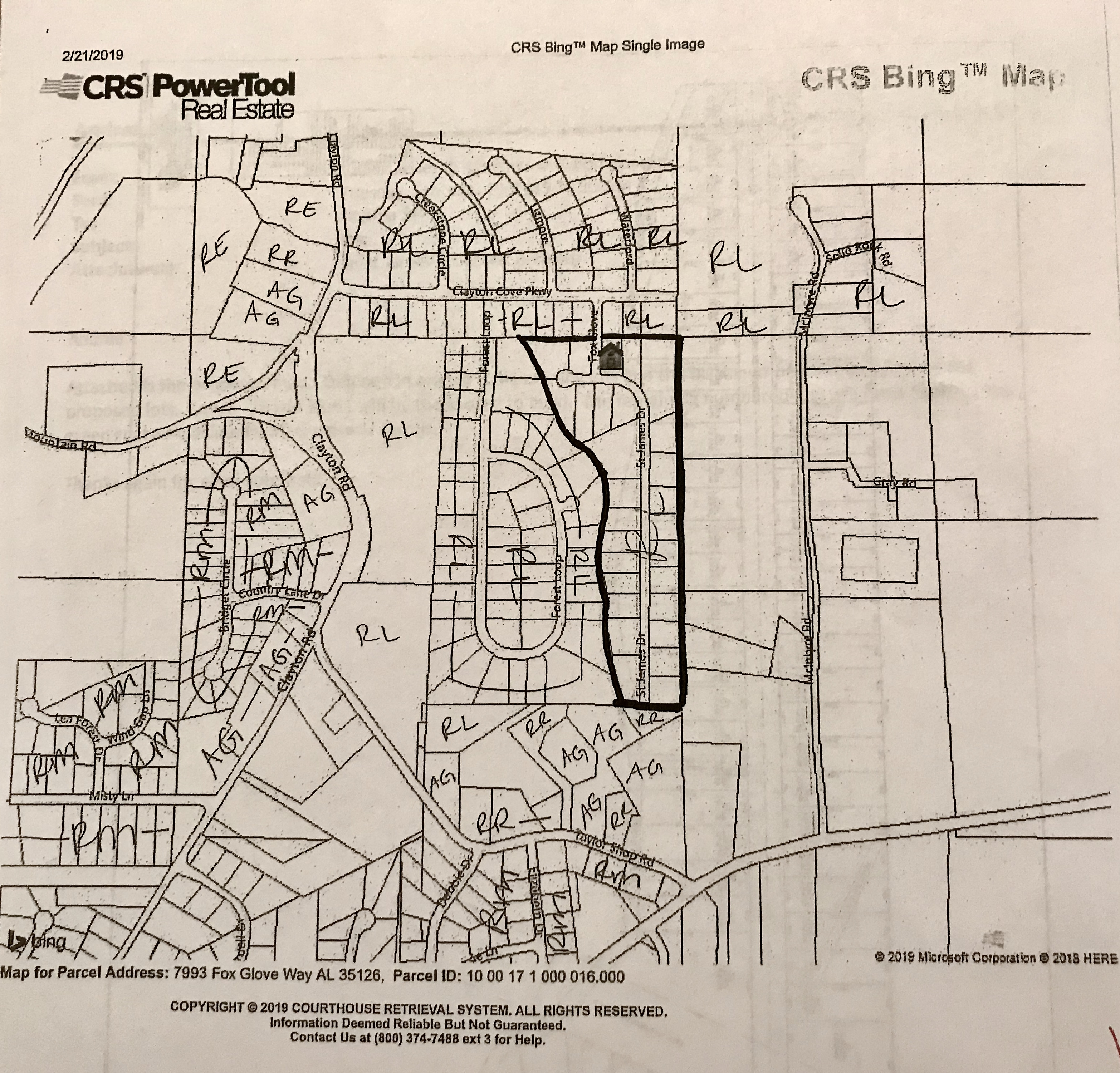 Clay Council motion to rezone Highland Green Sector III for garden