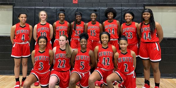 Girls basketball heads to AHSAA regional