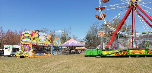 Trussville Spring Carnival to be held April 21 - 25