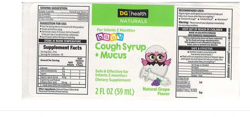 Contamination worries prompt recall of a baby cough syrup