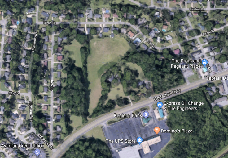 Rezoning request would allow commercial, garden home development on U.S. 11 property