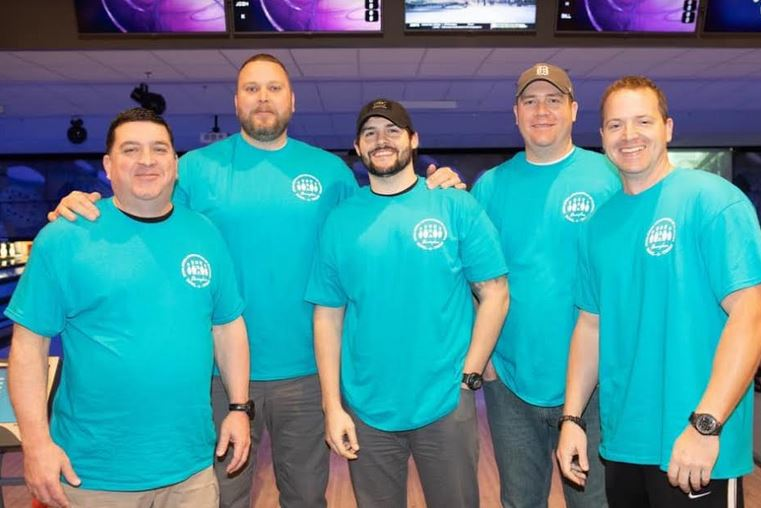 Trussville PD participated in annual Spina Bifida Bowl-A-Thon