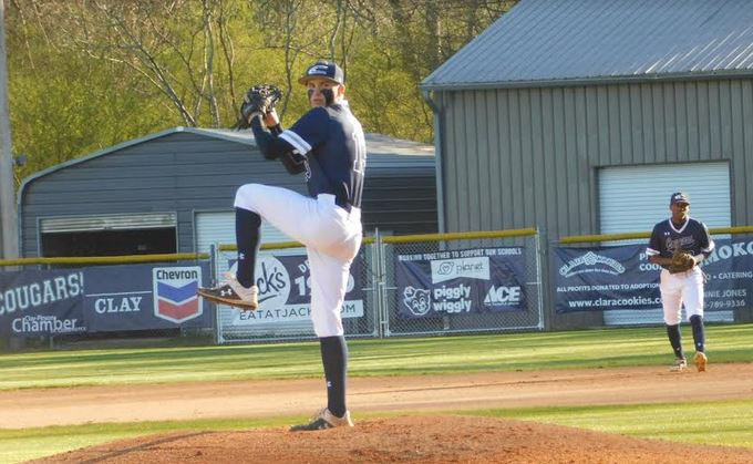 Zach Nichols pitches no-hitter in Clay-Chalkville's victory over Center Point