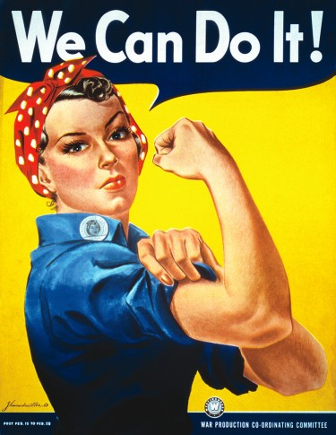 Rosie the Riveter comes to Washington
