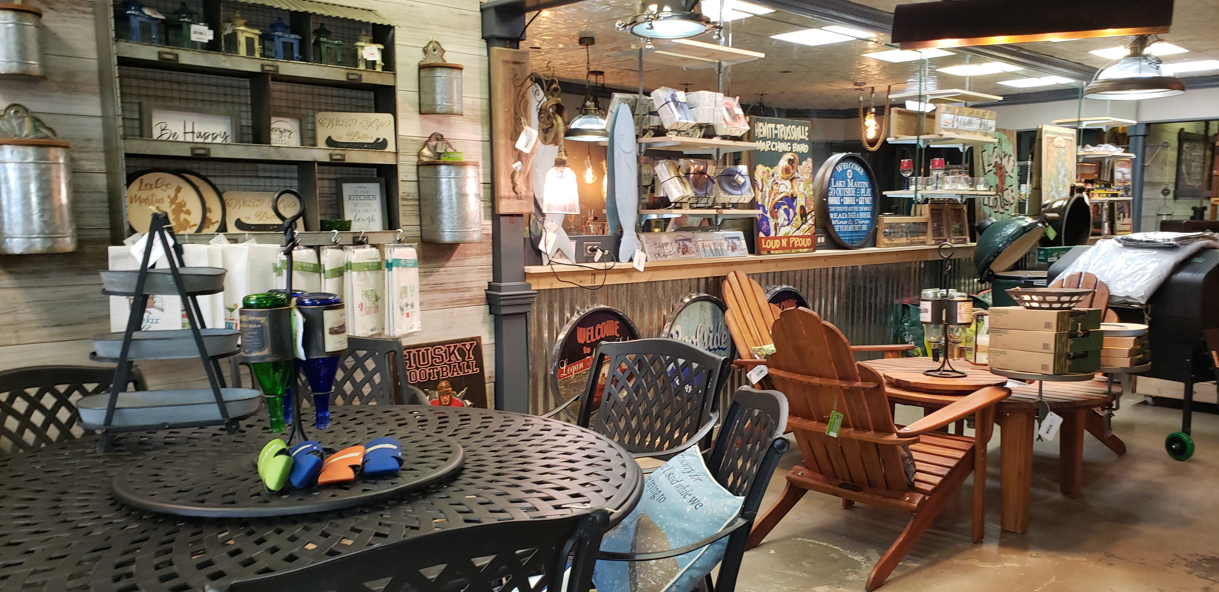 New Home Decor Boutique In Downtown Trussville The