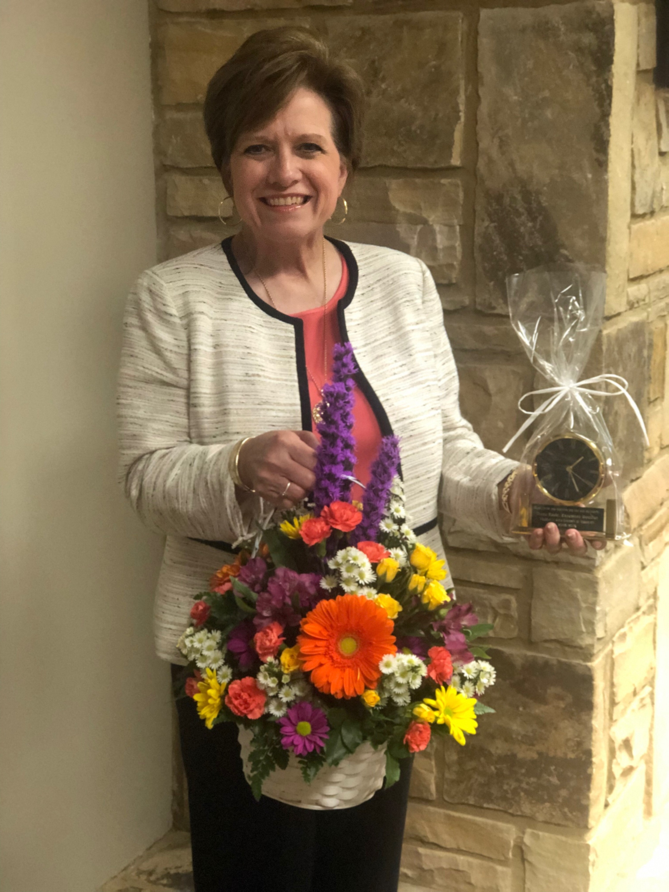 Director of Trussville Area Chamber of Commerce Diane Poole announces retirement