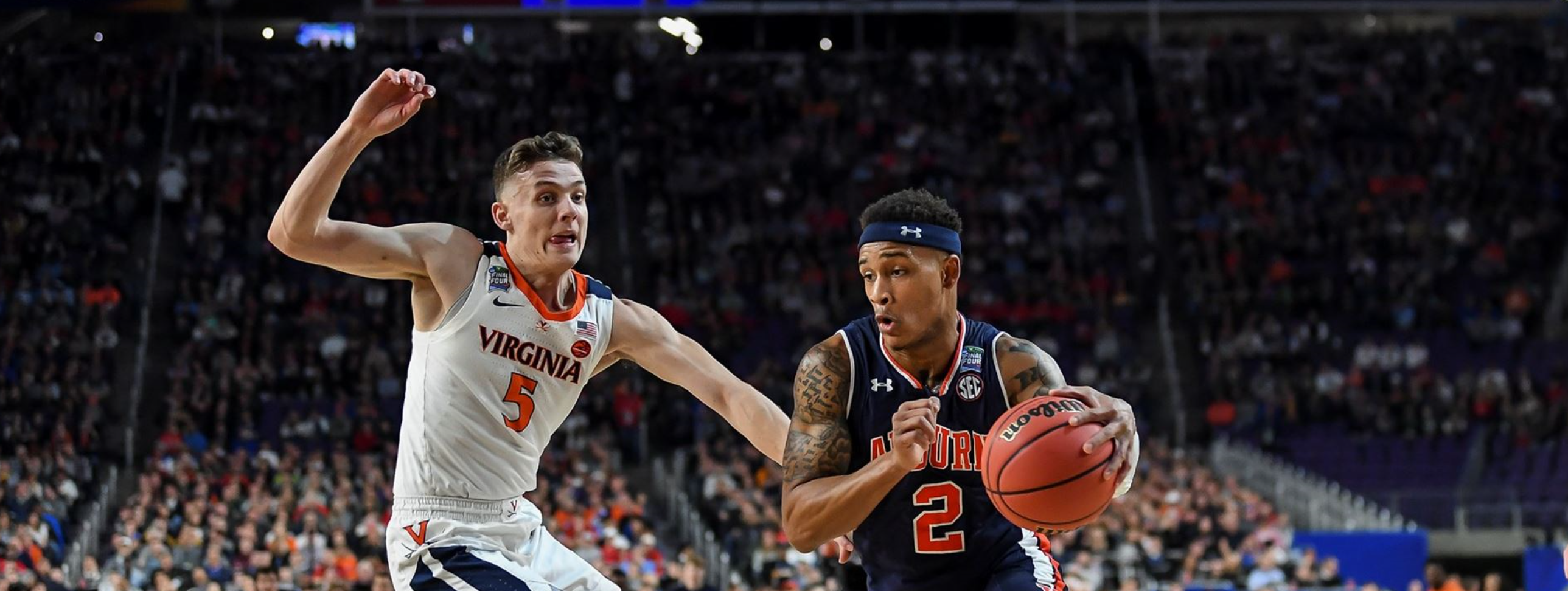 Heartbreak: Auburn loses by 1 point with .6 seconds left in game