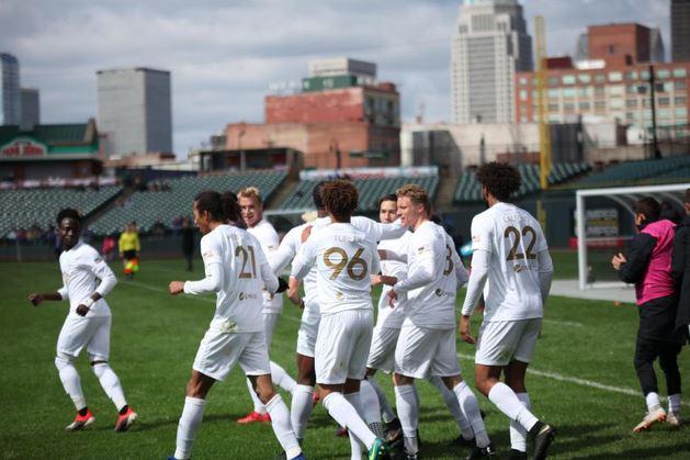 Legion settles for a draw against Hartford Athletic