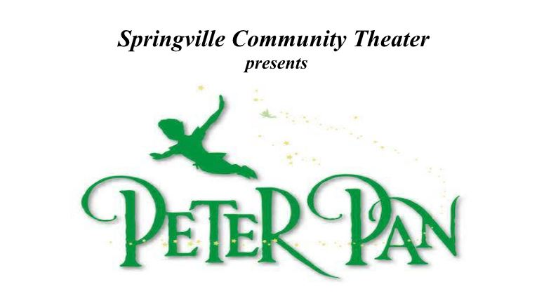 Springville Community Theater to hold auditions for Peter Pan