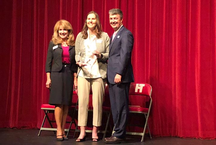 Attorney General Steve Marshall recognized HTMS with Safe Schools Initiative Award for Excellence
