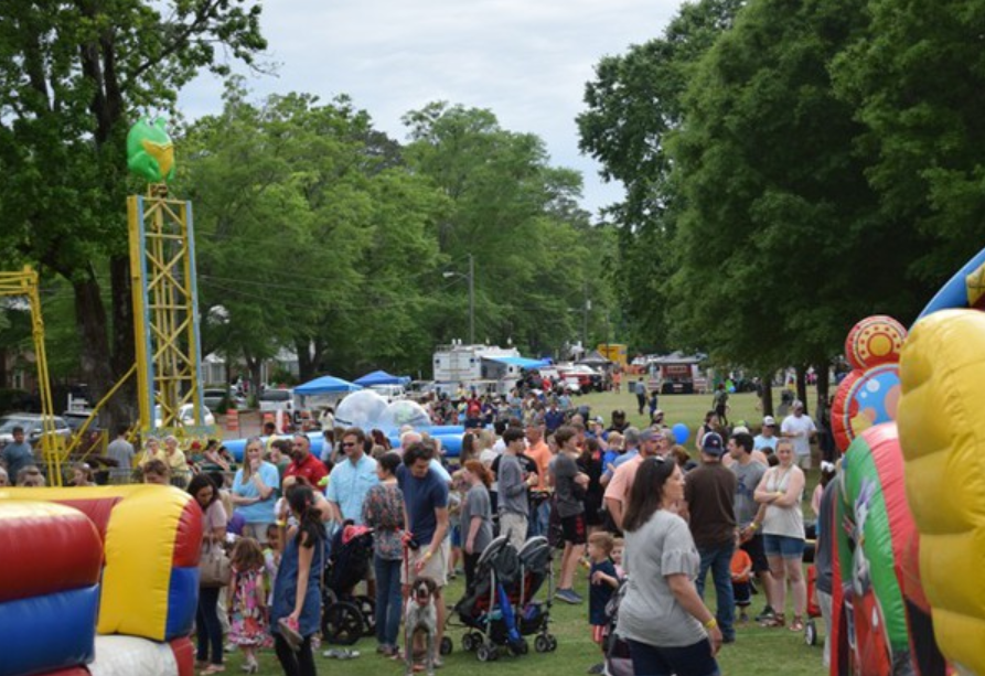 Trussville City Fest: Music, Pup Strut, fun for kids and MORE