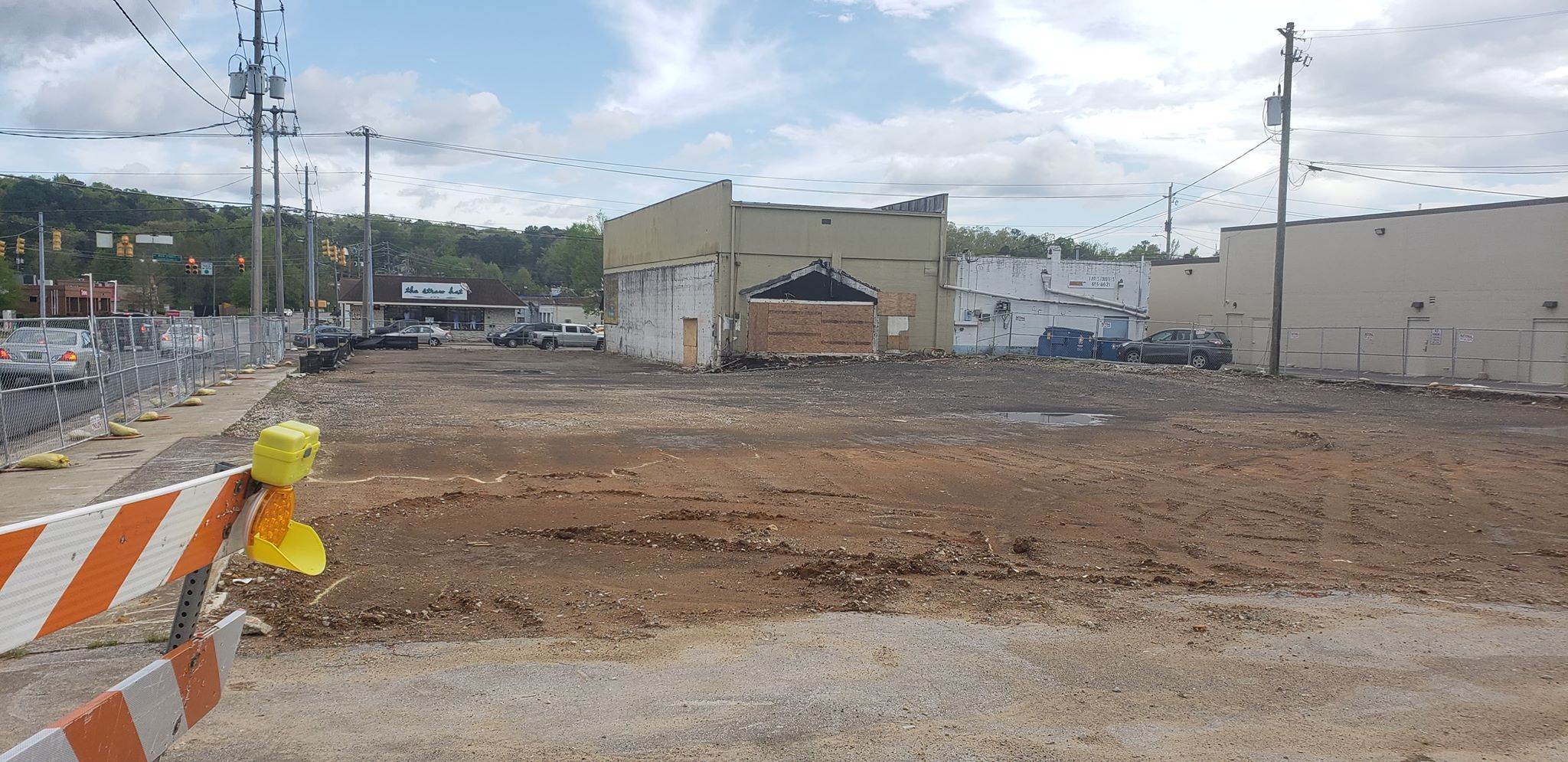Downtown Trussville redevelopment on schedule