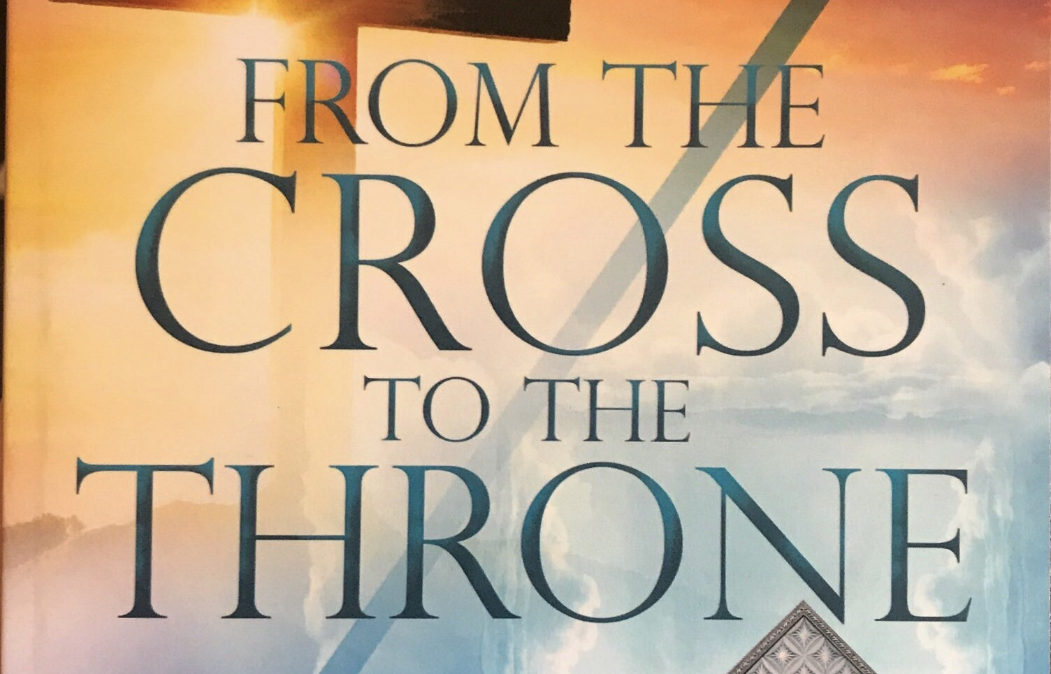 Trussville man publishes book, 'From The Cross To The Throne'