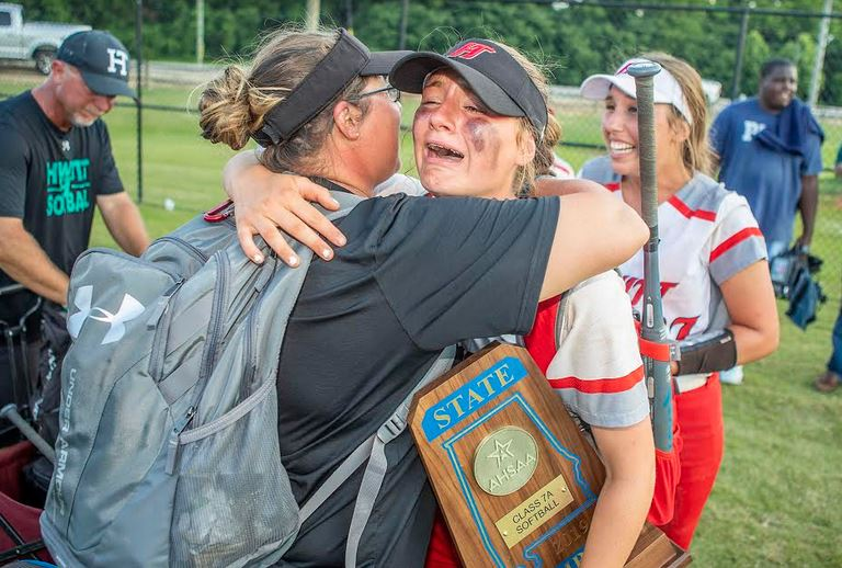 For Hewitt-Trussville softball it has been a season for the ages