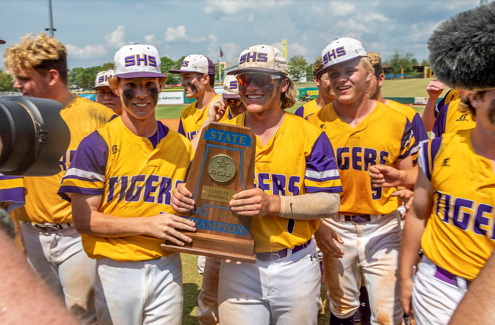 Springville baseball wins 5A State Championship