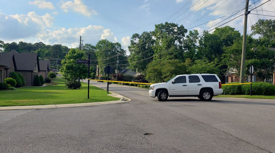 VIDEO: Trussville Police investigating drive-by shooting on Vanessa Drive