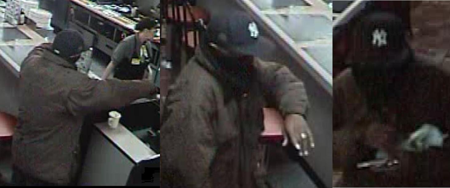 Pinson Waffle House customers, employees robbed at gunpoint