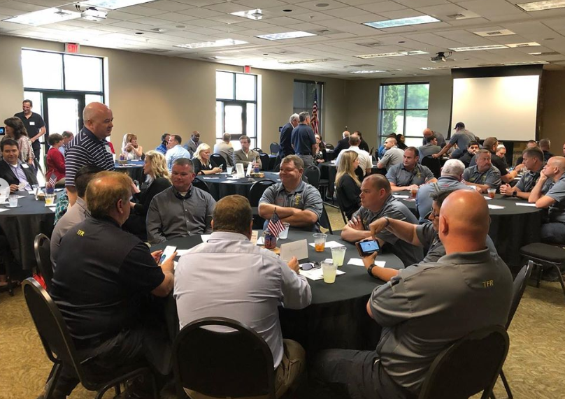 Trussville first responders honored at luncheon
