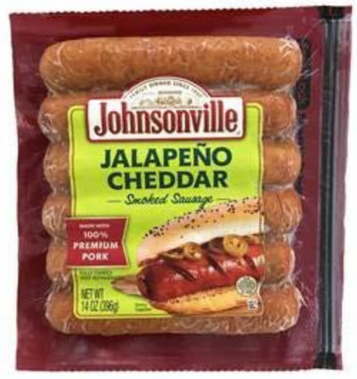 Some Johnsonville sausages recalled due to possible foreign matter