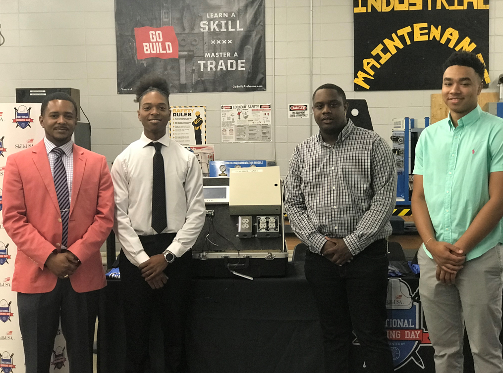 PVHS Career Tech students sign on for jobs