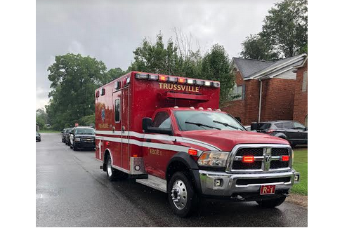 Police, Fire respond to 2-year-old bitten by dog in Trussville