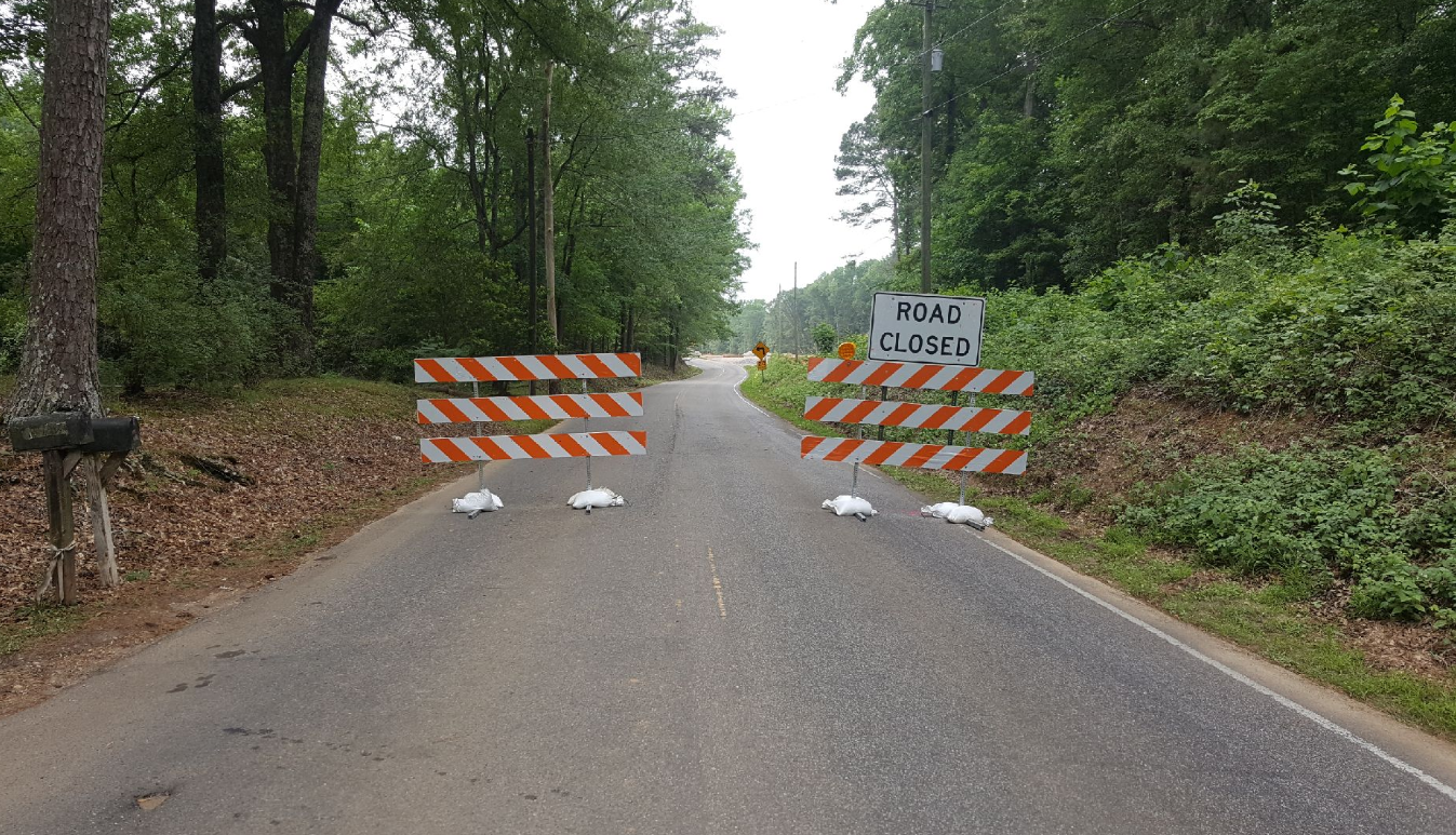 Part of Linden Street in Trussville closed for 45 days