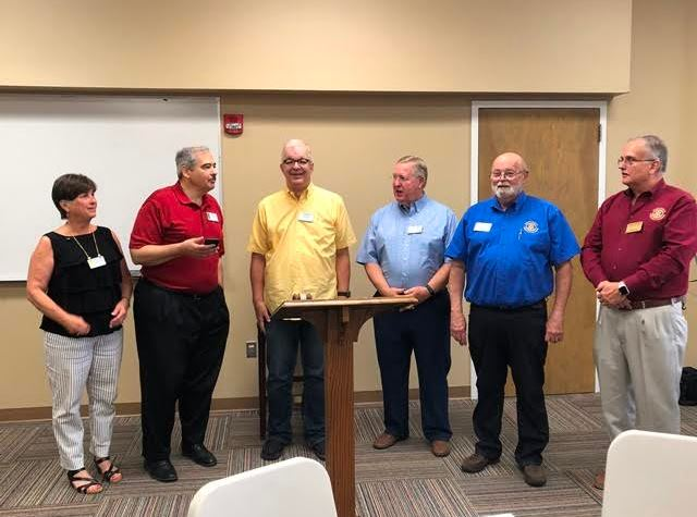 Trussville Rotary Club inducts new board and officers