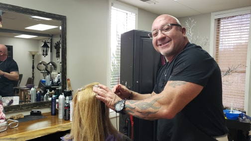 David Lifestyle Salon giving back to first responders for 5th anniversary