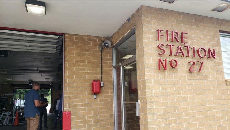 Lawsuit: Asbestos, mold, fumes make Birmingham fire station hazardous