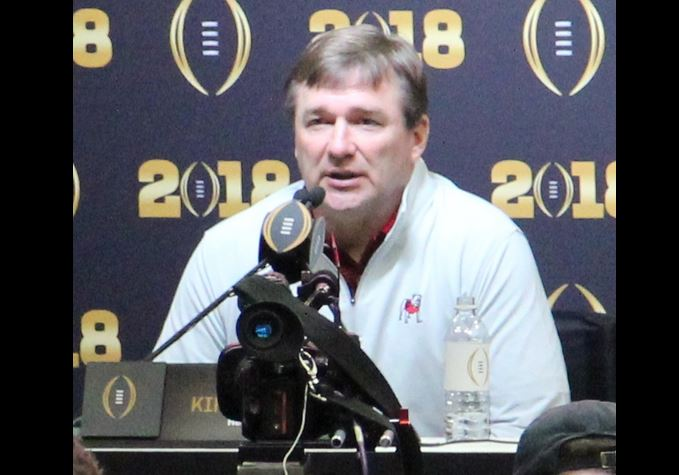 Smart apologizes for using expletive after win over Auburn