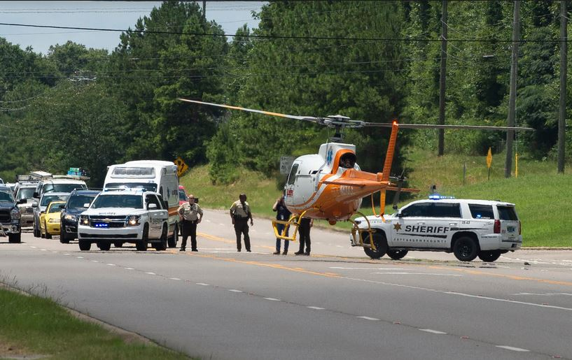 Jefferson County SO: Child airlifted to Children's Hospital after dog attack in Palmerdale