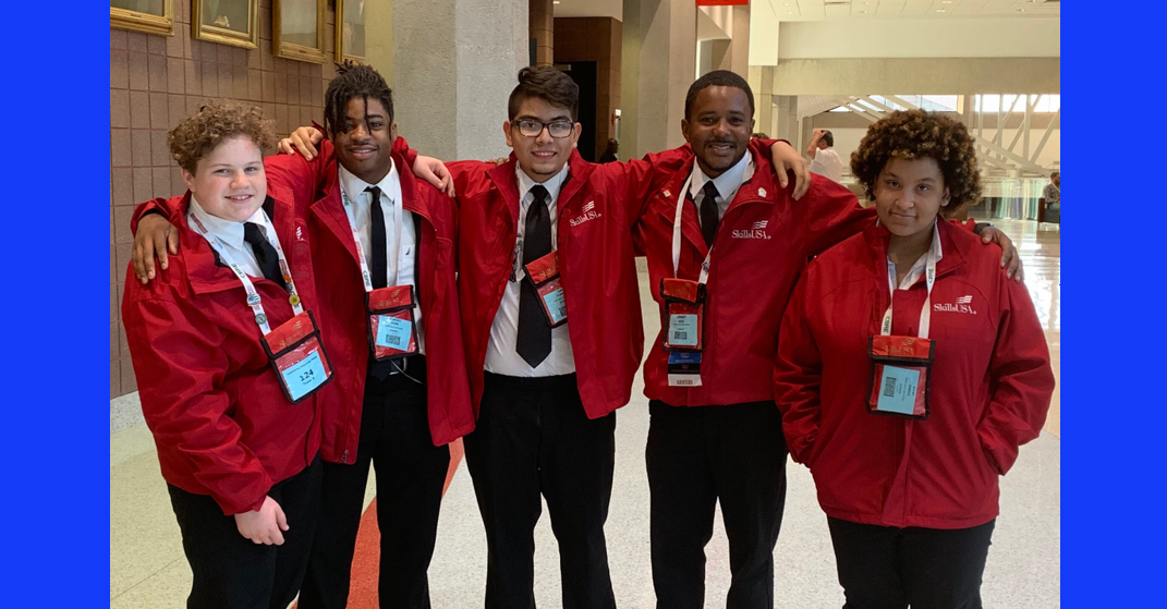 4 Pinson Valley students compete in SkillsUSA Nationals Competition