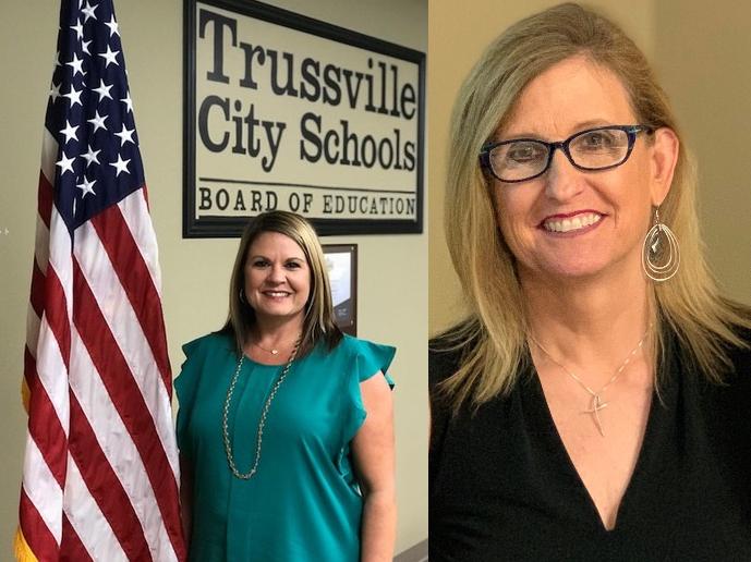 Trussville City Schools principals named