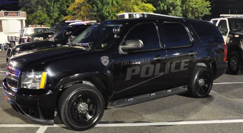 TRUSSVILLE POLICE: Car stolen from Camp Coleman Road