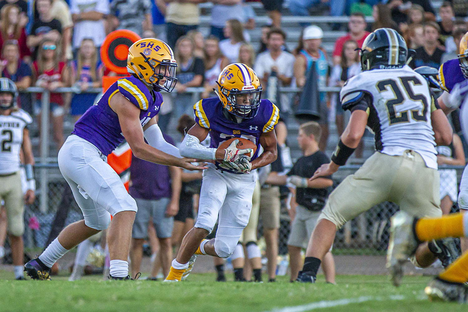 Springville runs through Hayden, 28-6, to take season opener