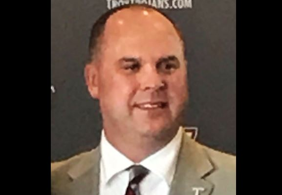 Chip Lindsey hoping to sustain Troy's successful run