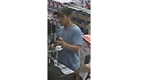 Odenville Police looking to identify man