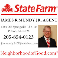 James R Mundy - State Farm