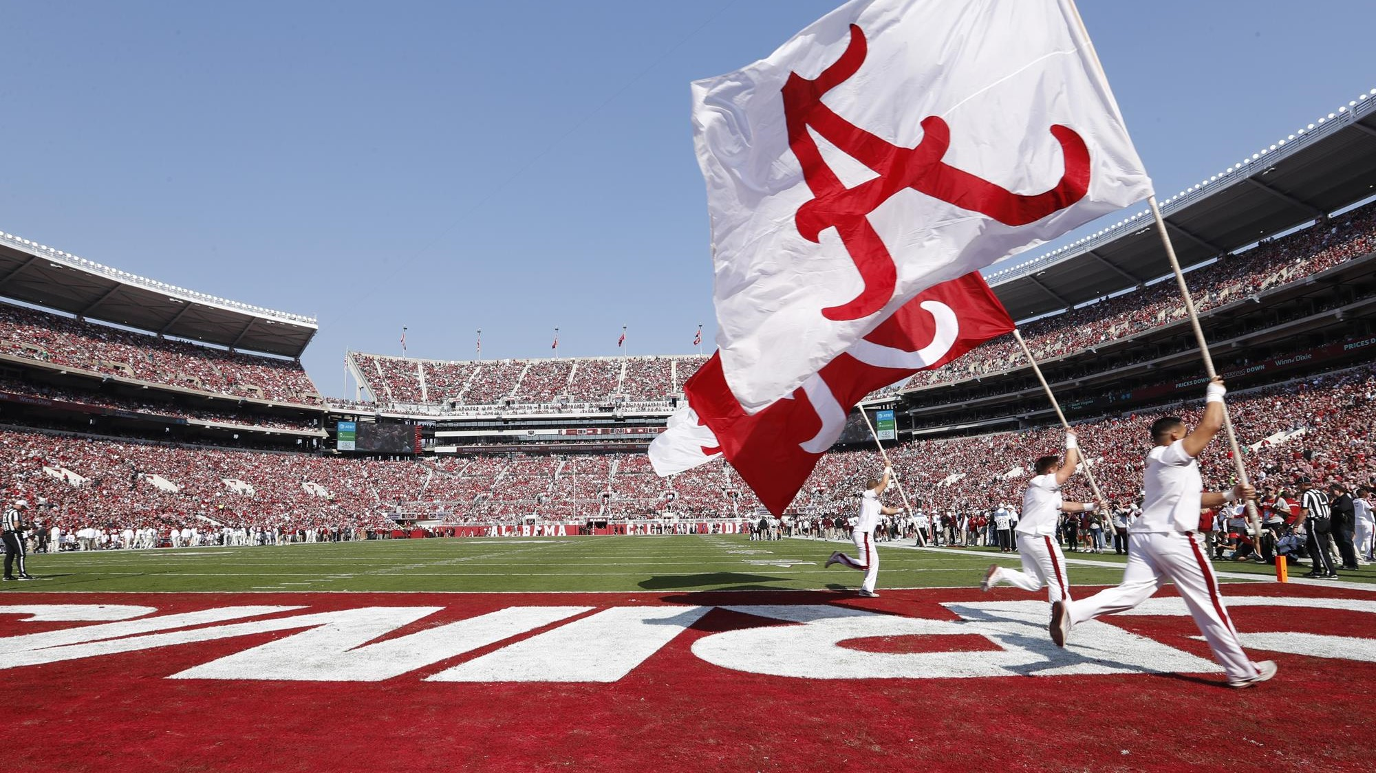 SEC reschedules Alabama-LSU, other games for Dec. 5