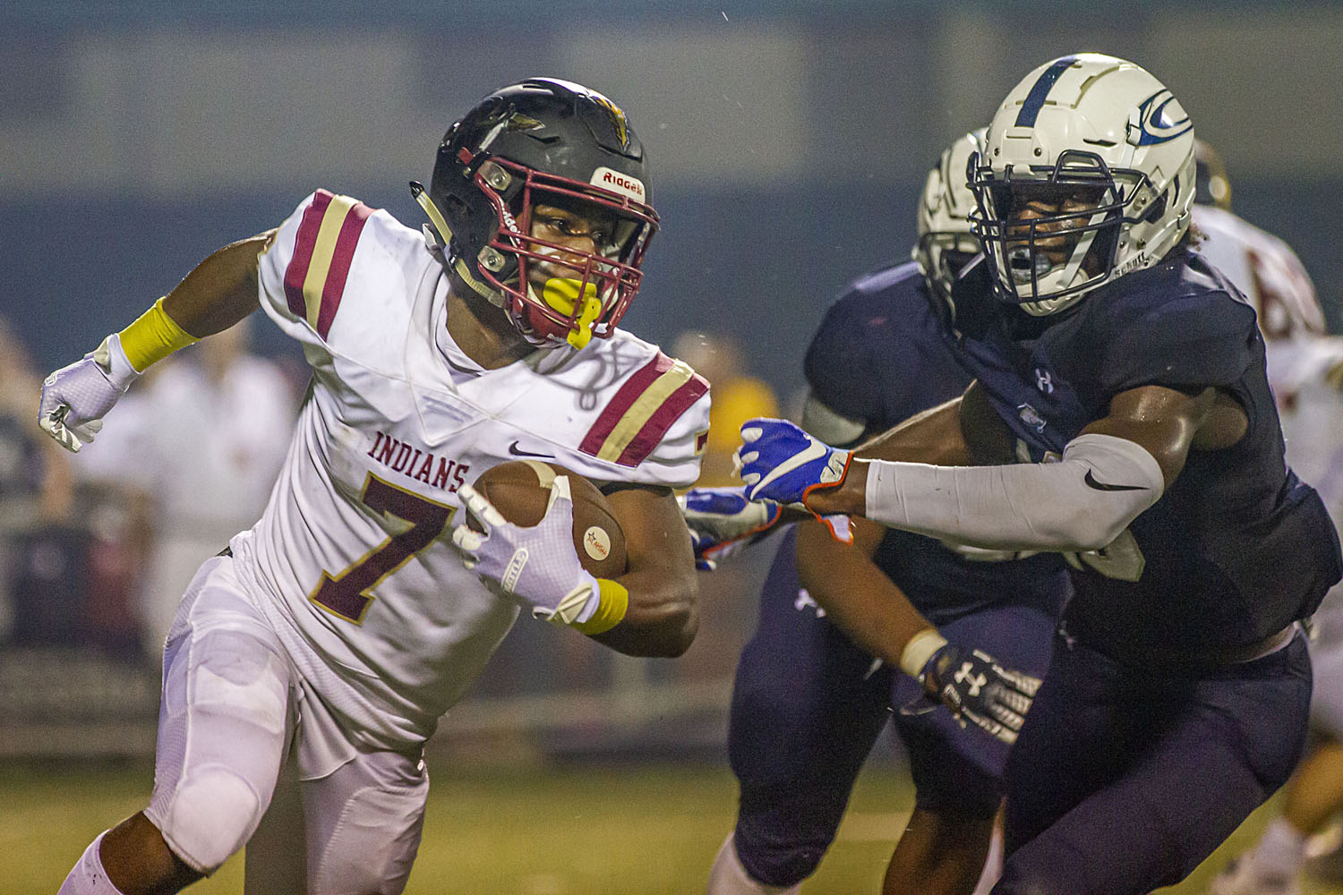 Pinson Valley makes it 6 in a row against crosstown rival Clay-Chalkville