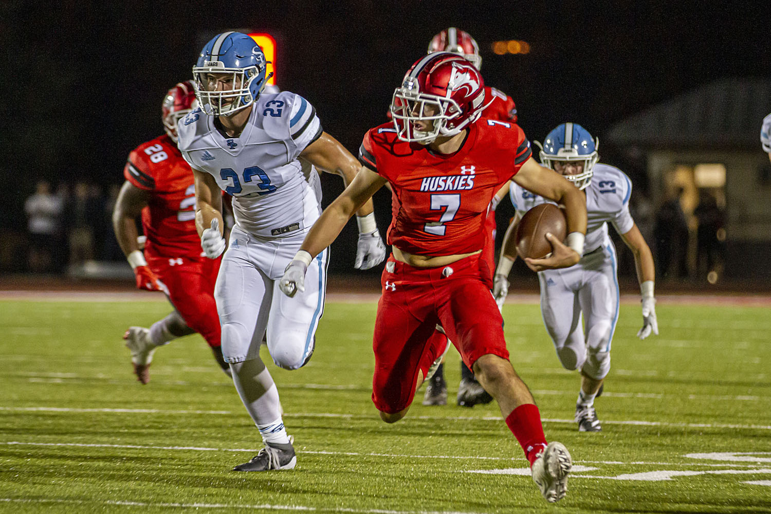 Playoff push begins for both Vestavia Hills, Hewitt-Trussville this Friday