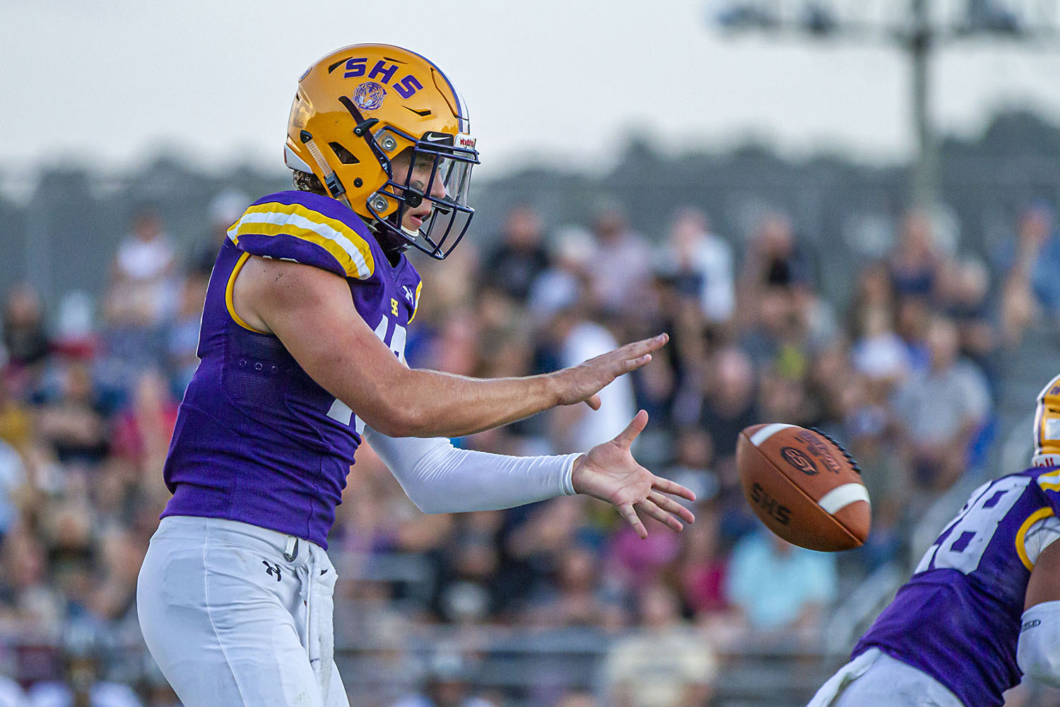 Springville returns to region play with hopes of clinching culture-changing victory