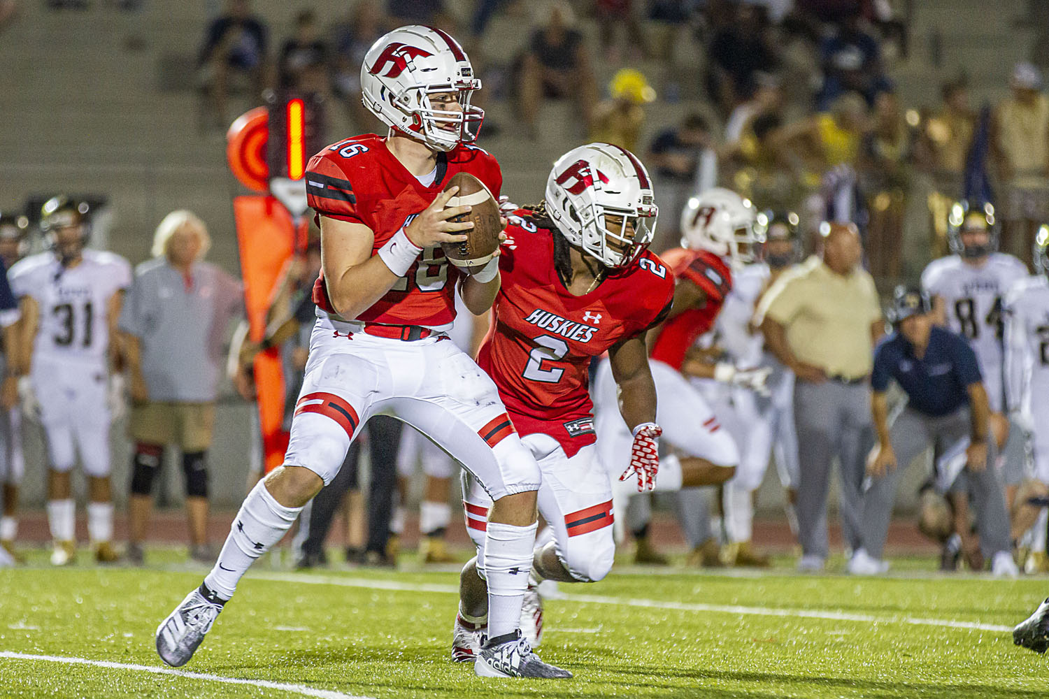 Hewitt-Trussville and Hoover set to battle in matchup of nationally-ranked teams