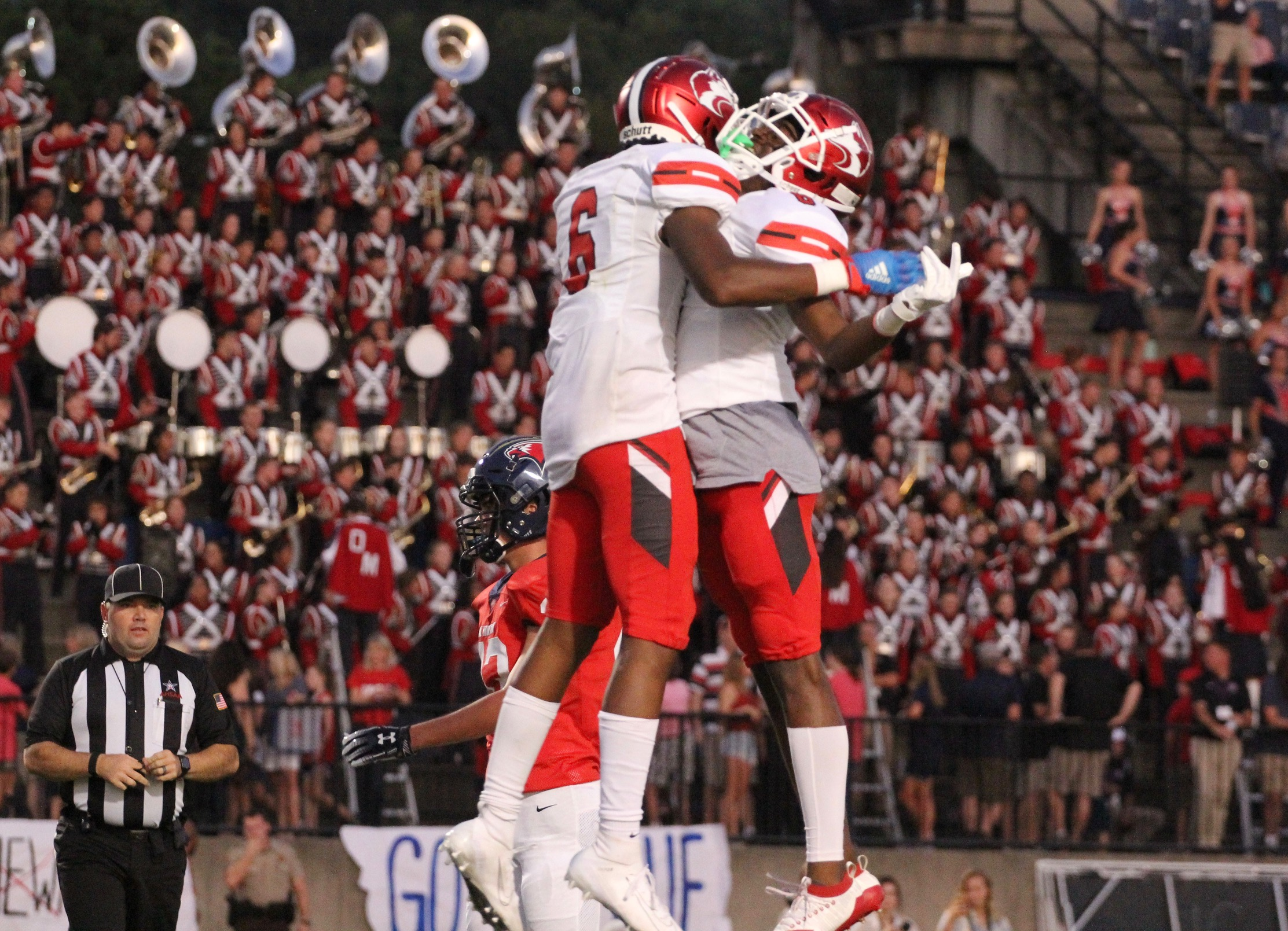 Hewitt-Trussville at Hoover slated as a national game to watch