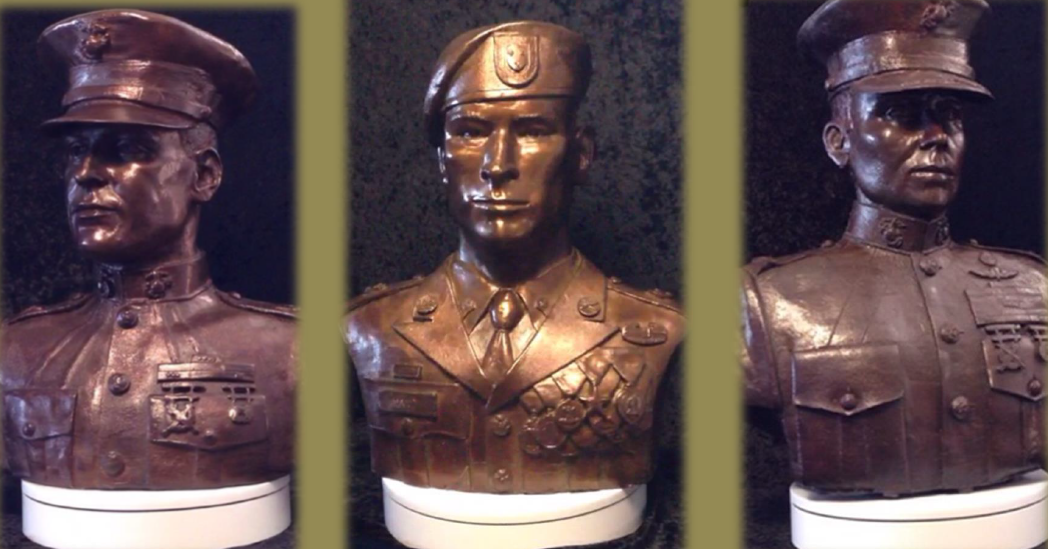 Trussville war hero to be honored with bronze bust in Civitan Park