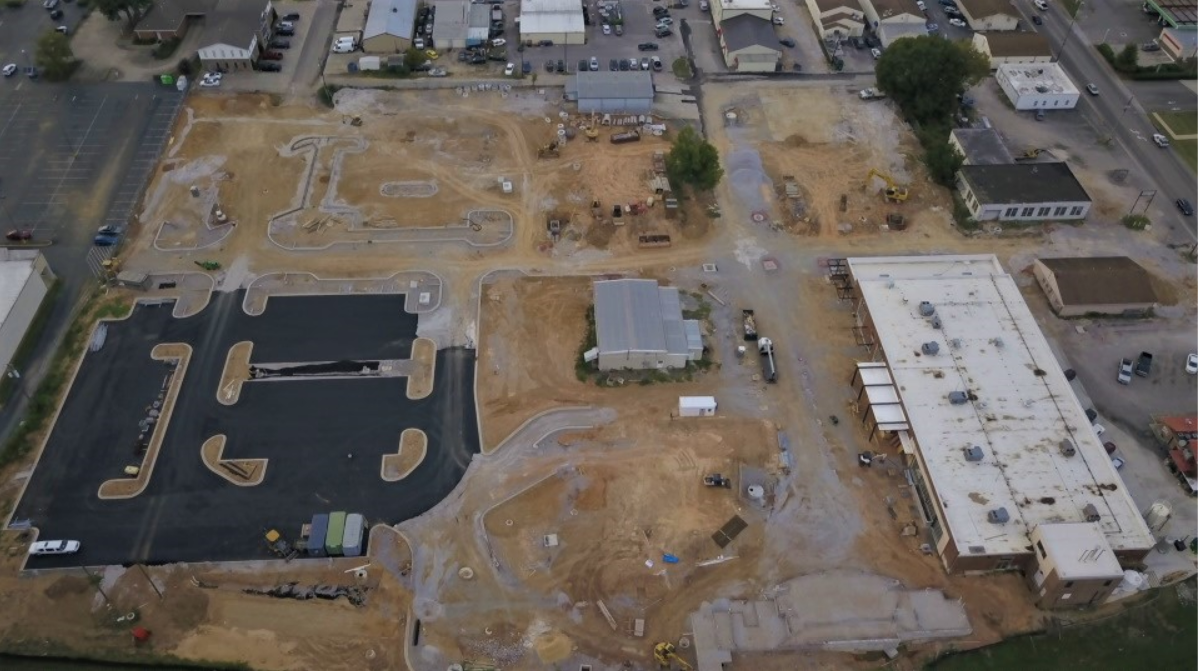Major changes as Trussville's Entertainment District progresses