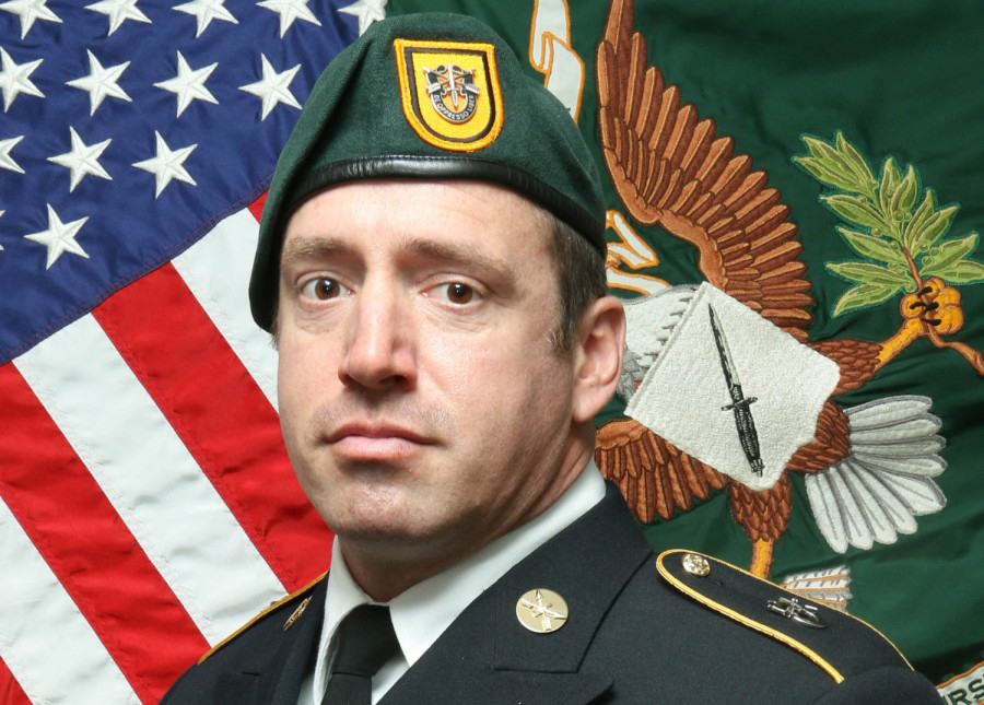 Green Beret killed in Afghanistan identified