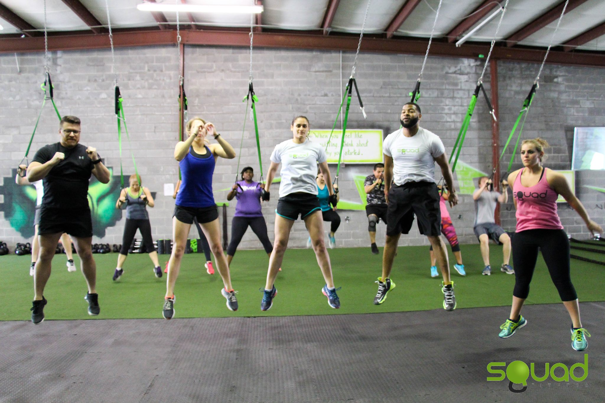 Squad Fitness pass for Trussville Tribune readers