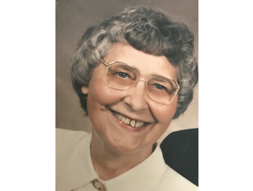 Obituary: Grace Olmstead Gregory