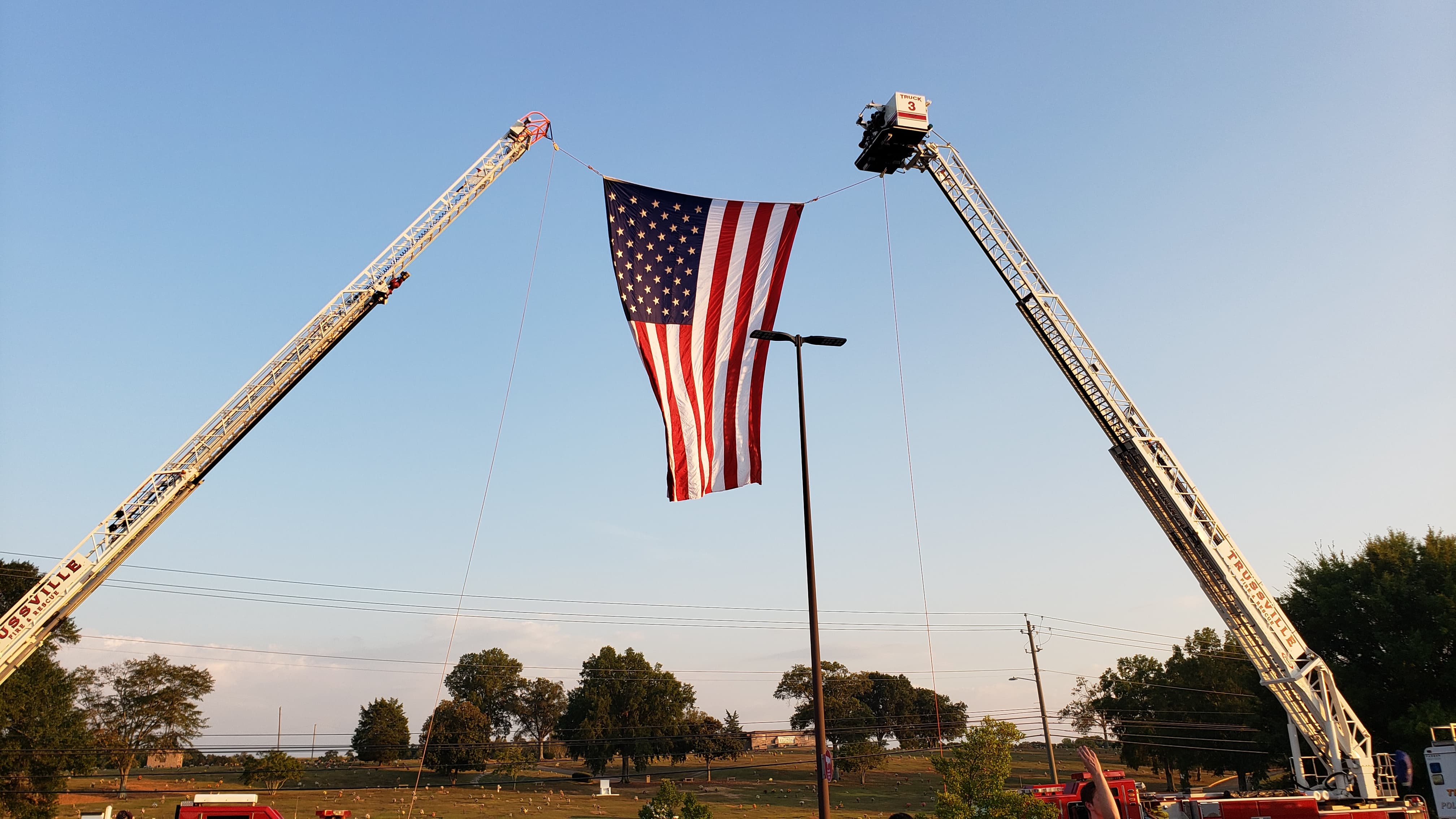 National Night Out in Trussville and Center Point